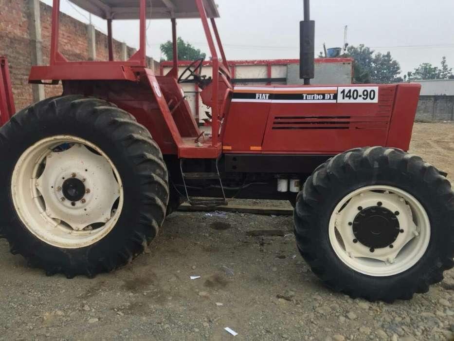Fiat Turbo 140-90 4x4