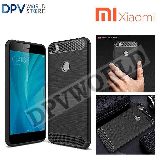 Estuche Xiaomi Redmi Y1 Note 5a Estuche Hibrido Flexible Antigolpes