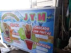 Se Necesitan Vendedoras Venta de Frutas