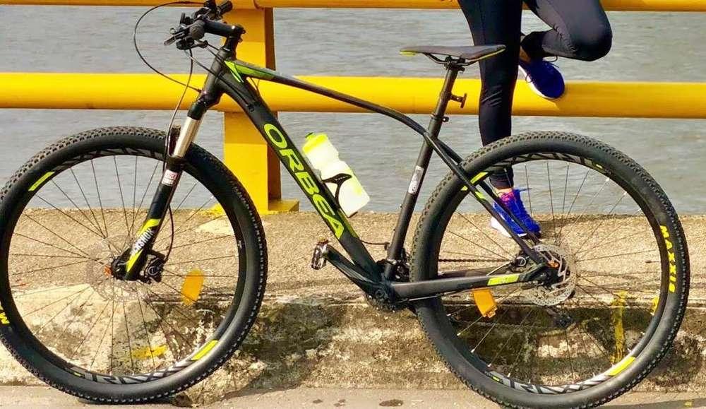 Bici Orbea Alma