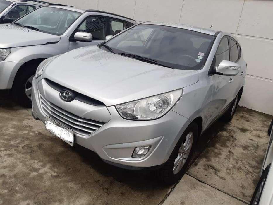 Hyundai Tucson 2014 - 99000 km