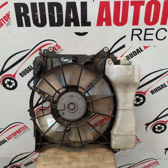 Electro Ventilador <strong>honda</strong> Fit 3800 Oblea:02833347