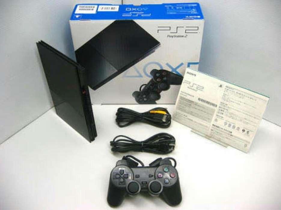 Play 2 Nuevo Slim Original Ps2 Station