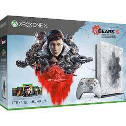 Consola Xbox One X 4k 1tb Gears Of War 5 Edicion Especial