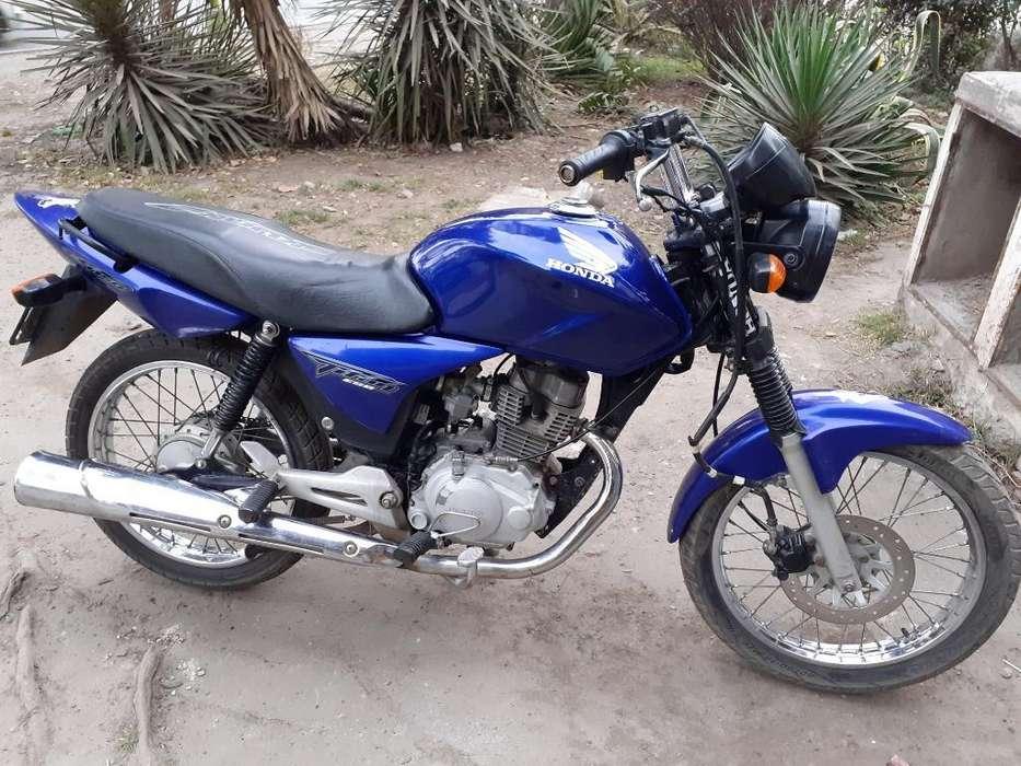 Vendo <strong>honda</strong> Cg 150 2013 Minimo Detalles
