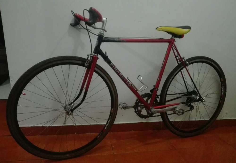 Bicicleta Ruta Clasica