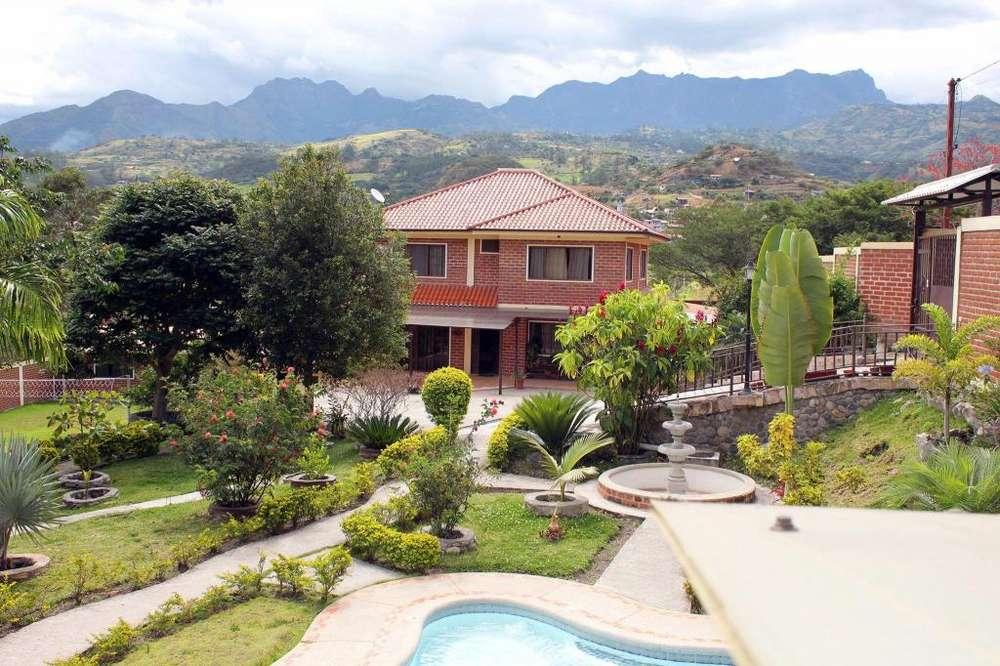 Quinta de alquiler en Yunguilla