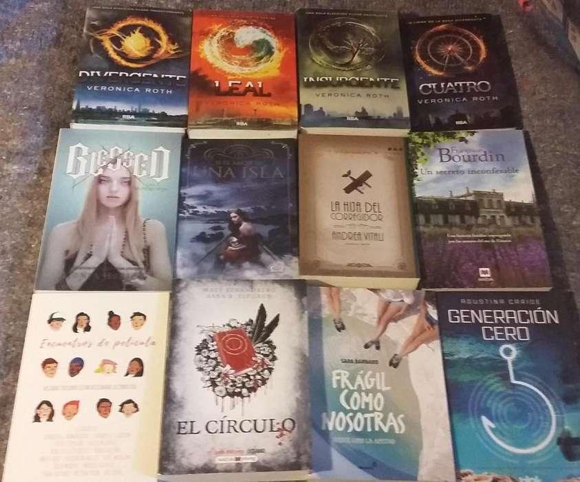 Libros nuevos, sin uso
