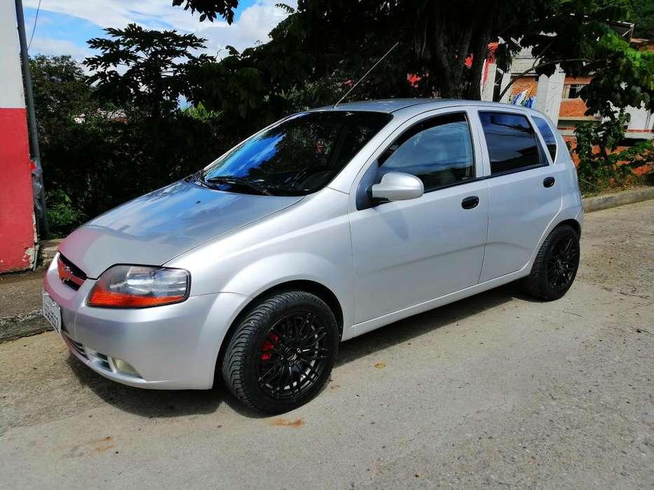 Chevrolet Aveo 2012 - 188000 km
