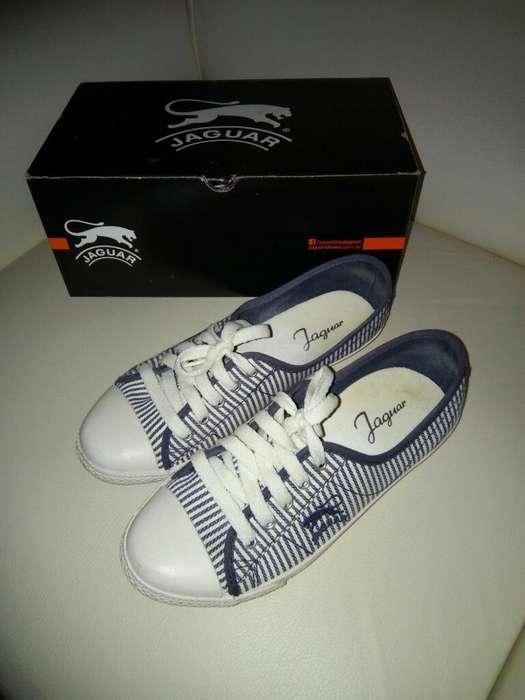 Zapatillas Jaguar N36