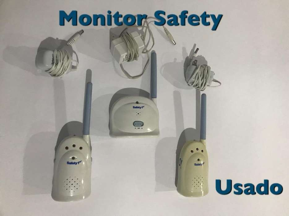 Monitor Safety Usado