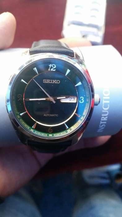 Vendo Reloj Seiko Automático