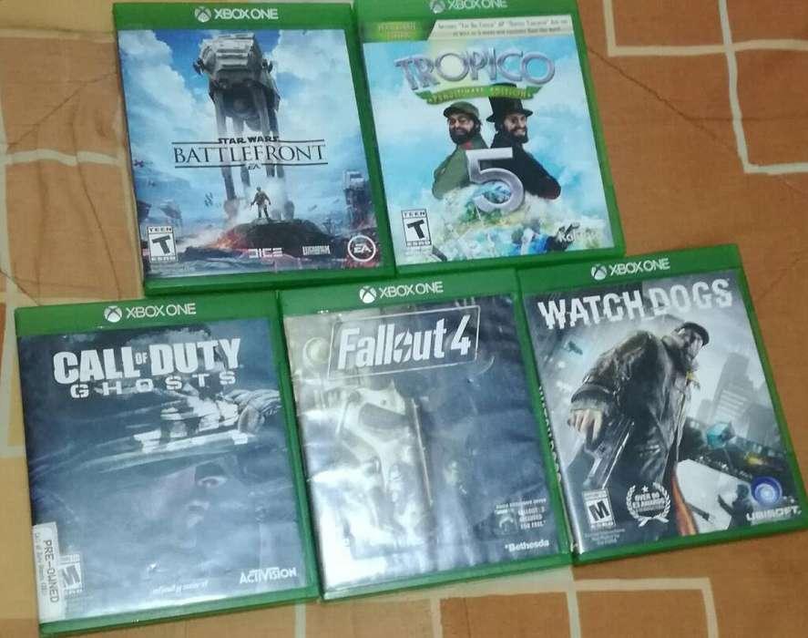 Cambio Xbox One Incluye Gtav