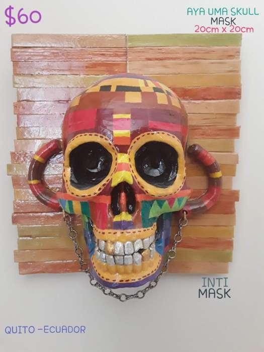 Adornos Mascaras Decorativas
