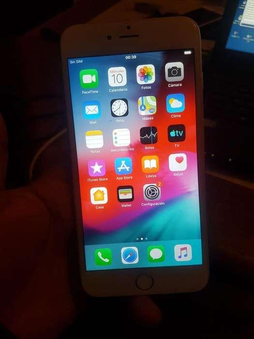 iPhone 6 Plus 64gb Leer