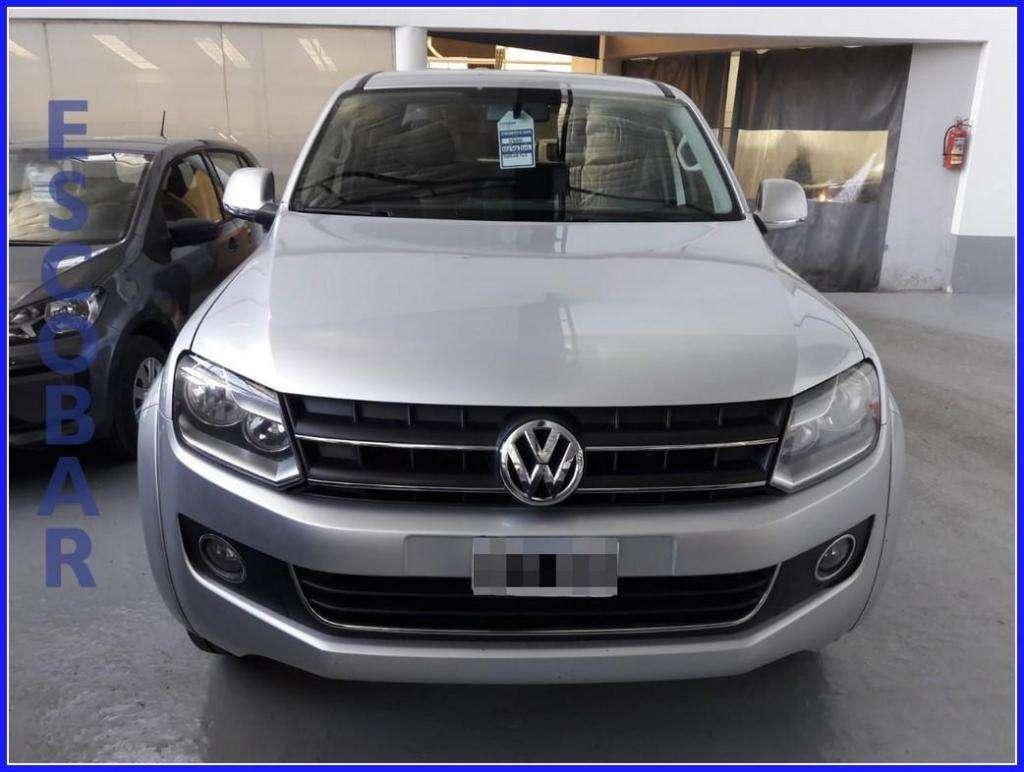 Volkswagen Amarok c/d 2.0 tdi highline 4x2