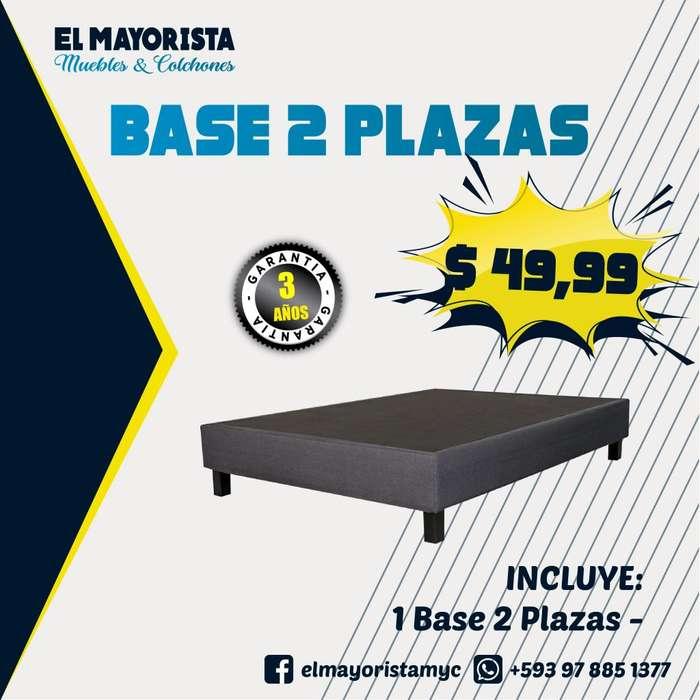Bases 2 Plazas