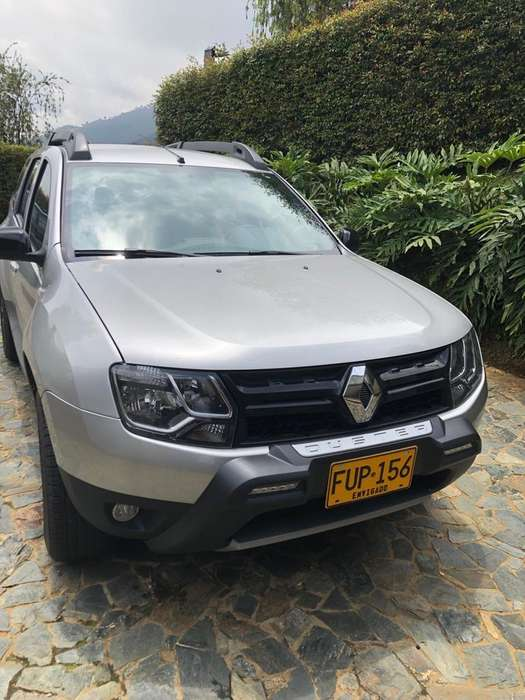 Renault Duster 2018 - 1500 km