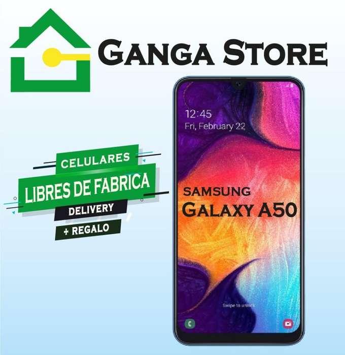 Samsung Galaxy A50 Nuevos Y con Garantia
