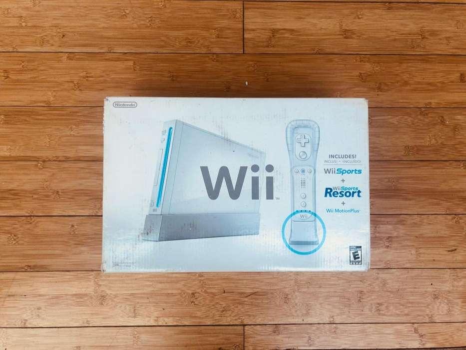 Nintendo Wii en buena condición
