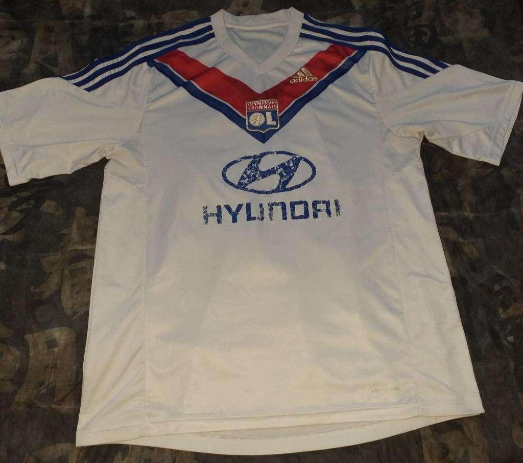 Vendo Camiseta Del Lyon Original O Permu