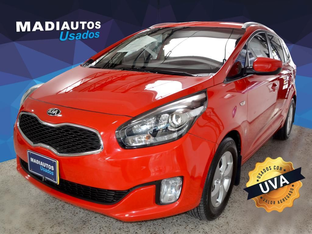 KIA NEW CARENS SUV EX 2.0 MECANICA 7PTOS 4X2