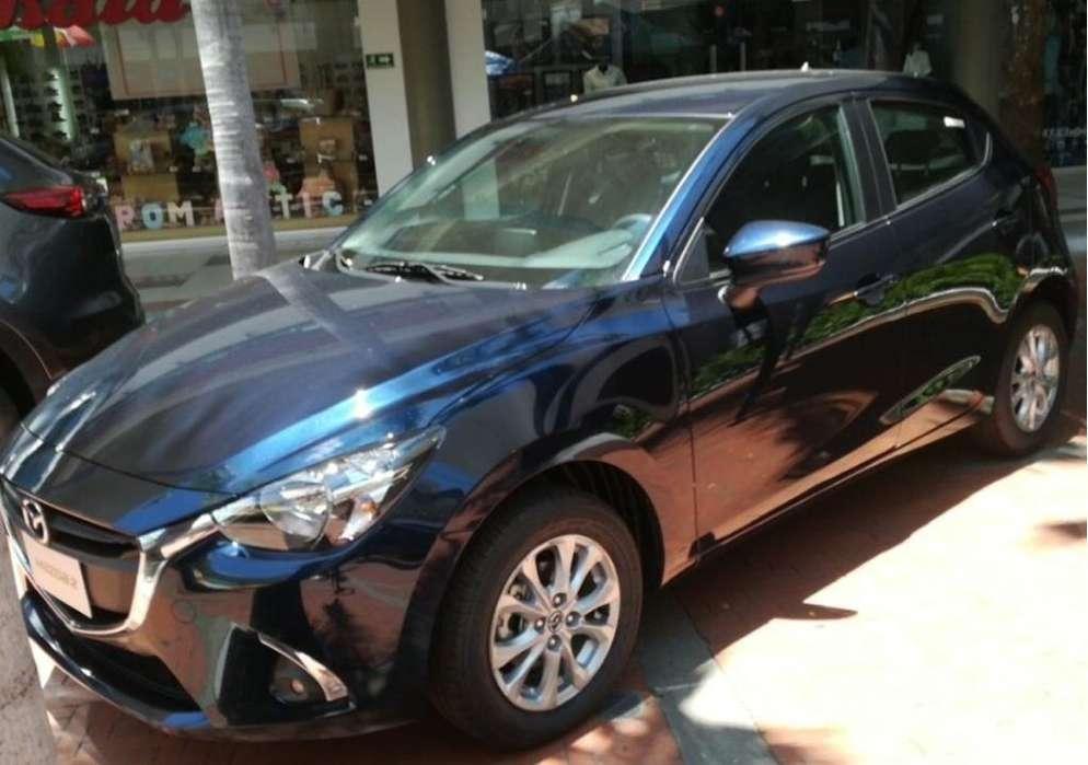 Mazda Mazda 2 2018 - 5000 km