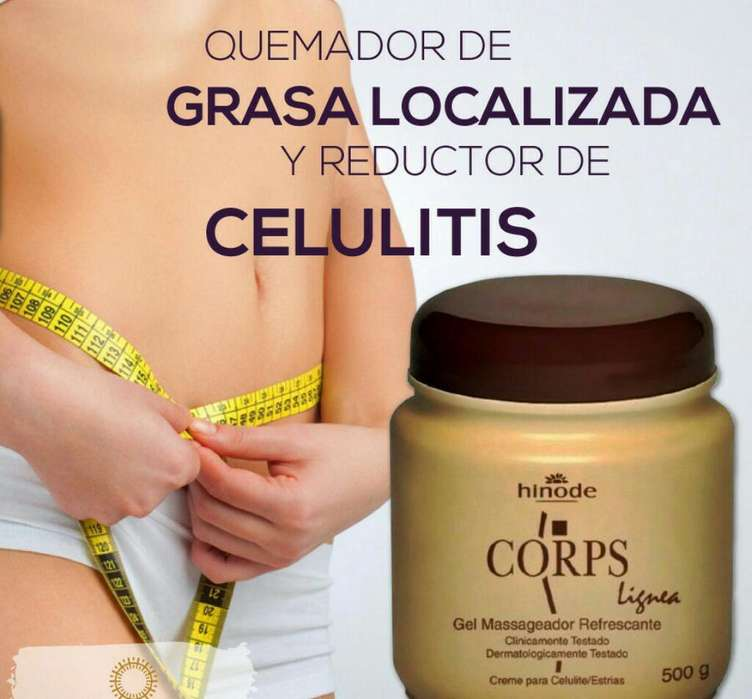Quemador D Grasa Eliminador D Celulitis