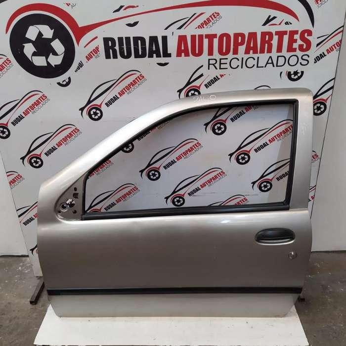 Puerta Delantera Izquierda Fiat Palio 6175 Oblea:03092548