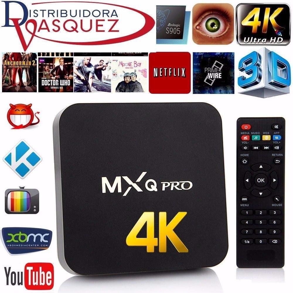 Convertidor a Smart Tv Tv Box 1 Ram 8 Gb