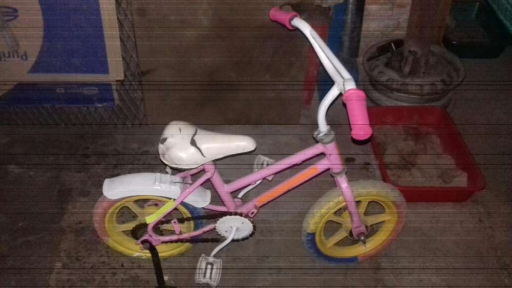 Vendo Bicletita