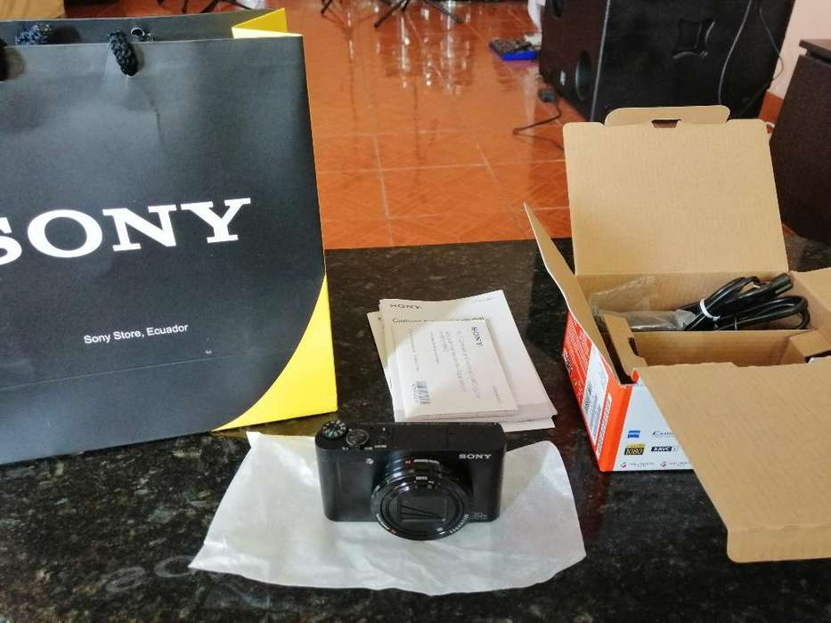 Vendo Camara Digital Sony Dsc-wx500