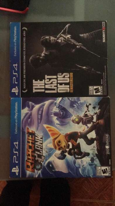 Ratchet And Clank Y The Last Of Us