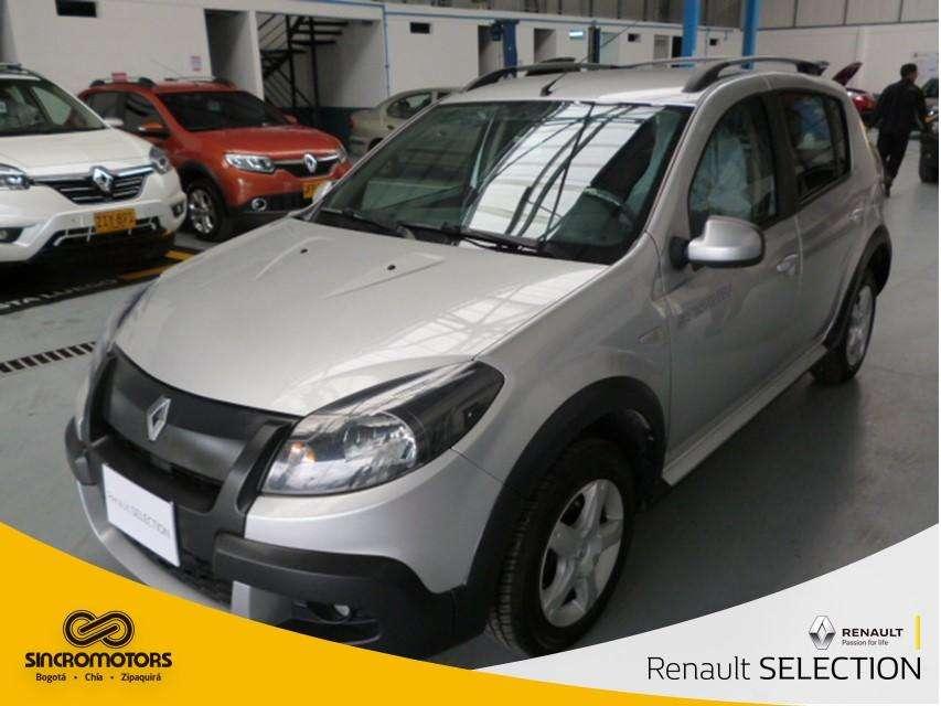 Renault Sandero Stepway 2015 - 65600 km