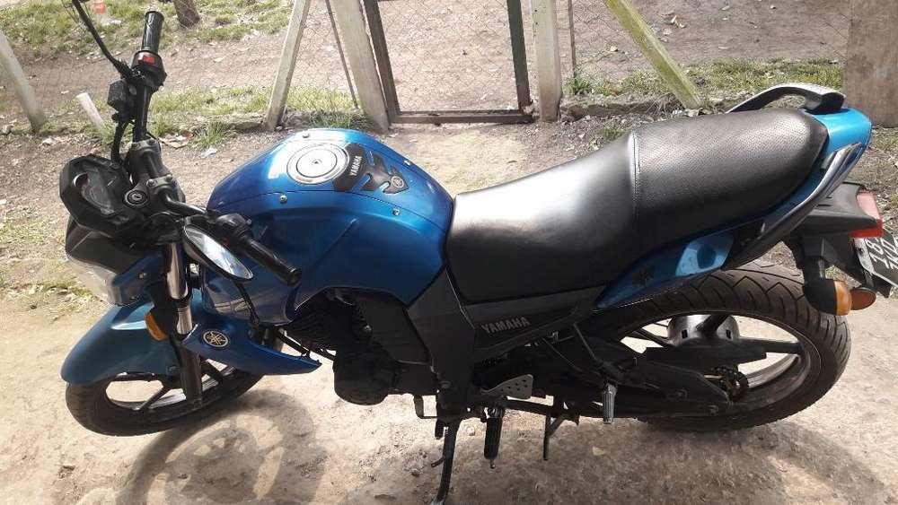 Vendo <strong>yamaha</strong> Fz 2013
