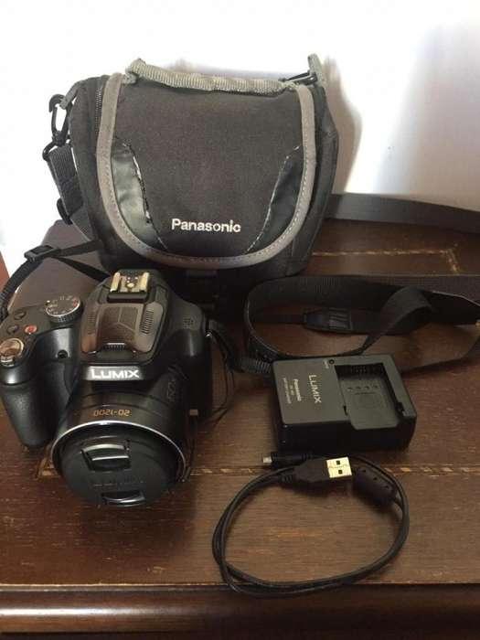 Cámara Panasonic Lumix DMC-FZ70