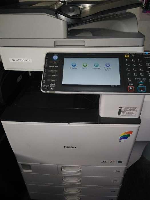 Fotocopiadora Ricoh 4502