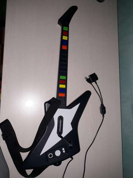 Guitarra Ps3 Pc Guitar Hero Rockband