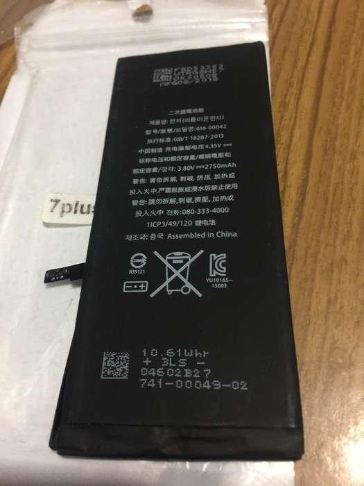 Bateria iPhone 7 y 7 plus