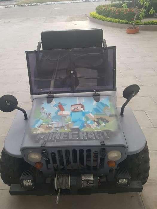 jeep para niños