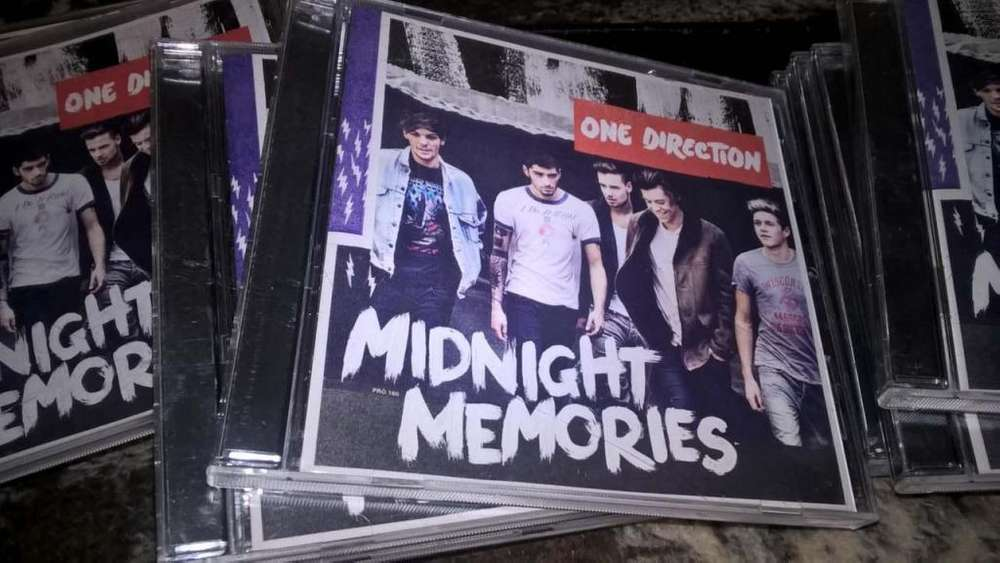 one direction .midnight memories