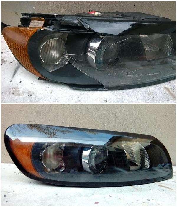 591d0eac67 Reparacion de Faros opticas acrilicos Audi Bmw Volvo kia Vento Subaru  Mercedes Honda y mas Reparacion
