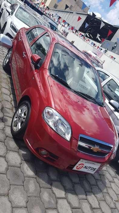 Chevrolet Aveo 2015 - 68000 km