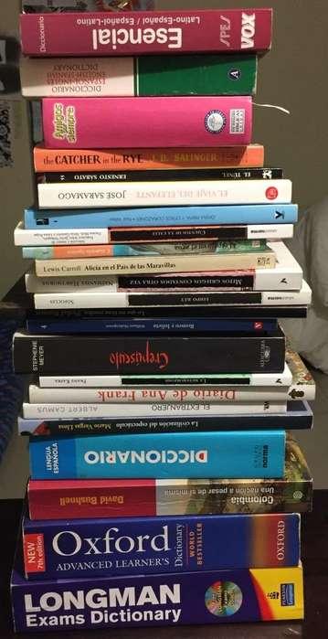 Diccionarios Y Libros