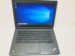 Lenovo ThinkPad L440 14 Core i5 4200M 4 GB RAM500gb camara dvd