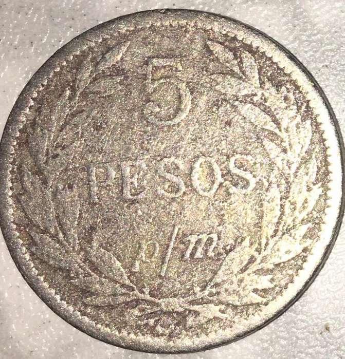 Vendo Moneda 5 P/M