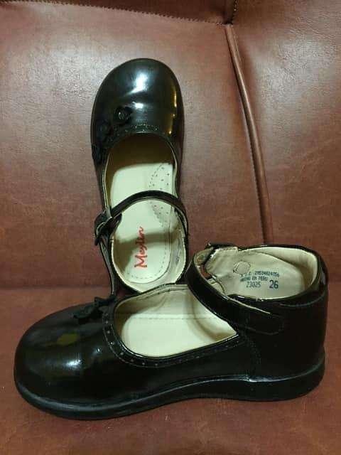 Zapatos de Charol T-26