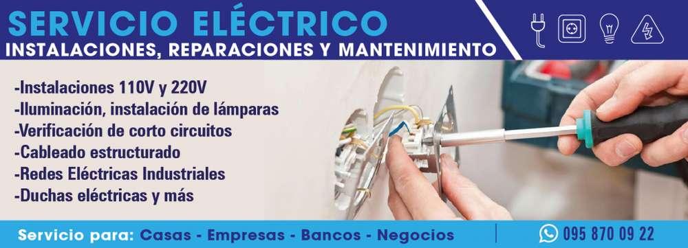 Electricista Ofrece en Esmeraldas