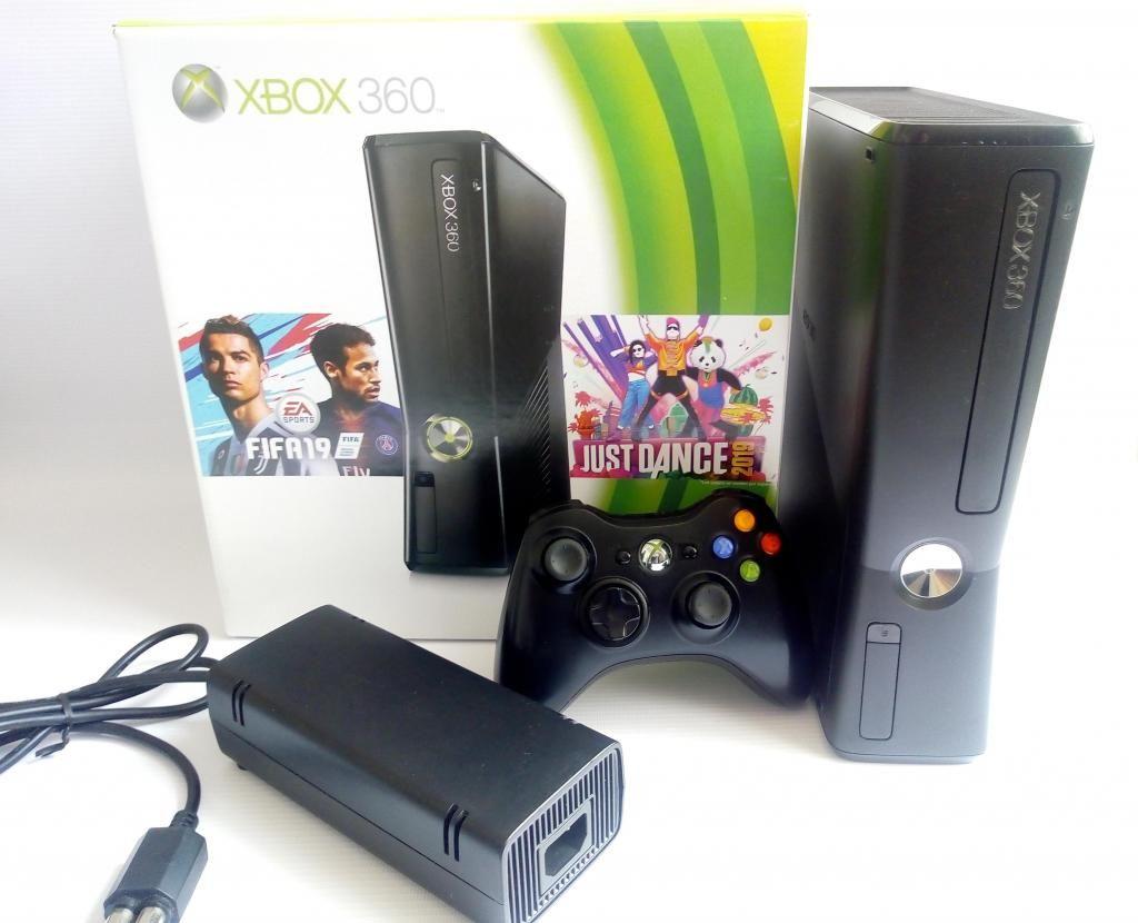 Consola Xbox 360 Slim 5.0 Garantía 3 meses