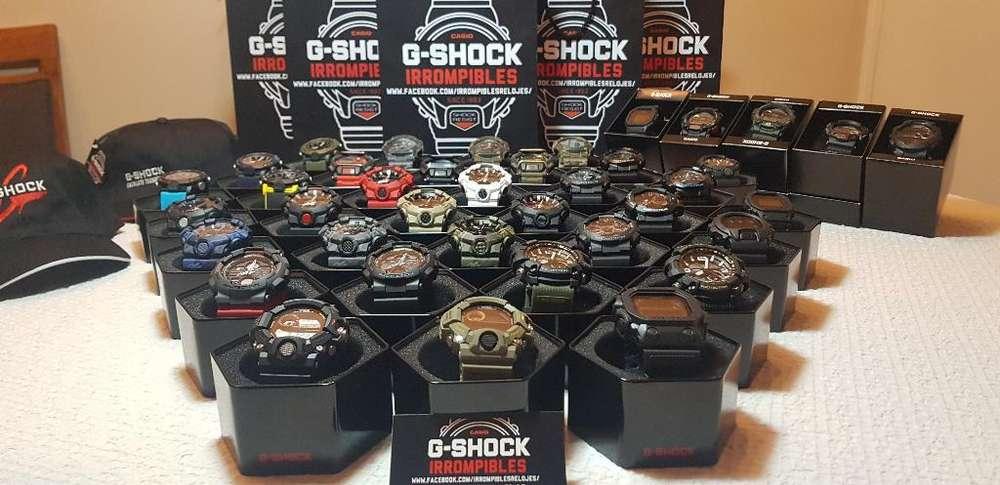 Relojes Casio G-shock Originales